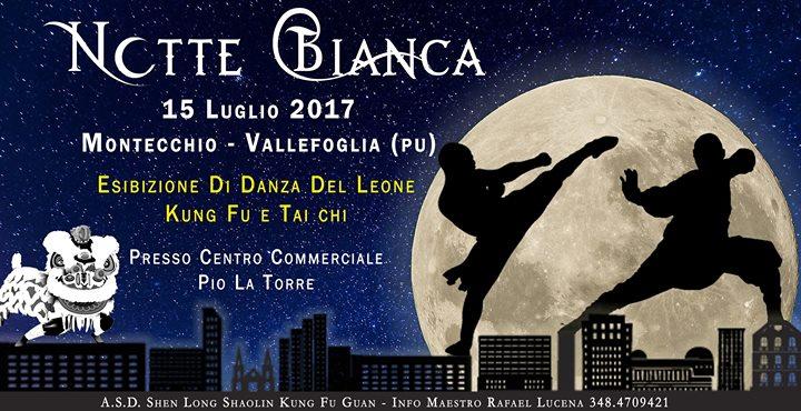 Notte Bianca Citta' Di Vallefoglia – Montecchio (PU)